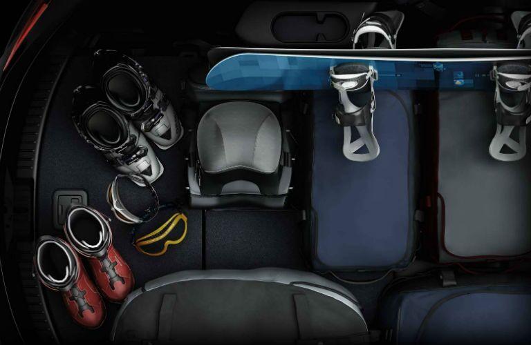 2019 Mazda CX-9 Interior Cabin Cargo