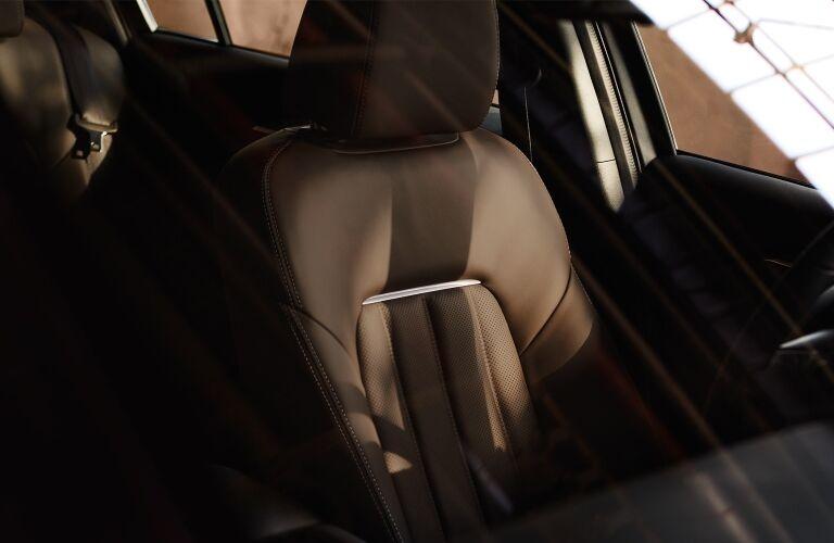 2019 Mazda6 Seats