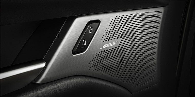 2019 Mazda3 Bose speakers