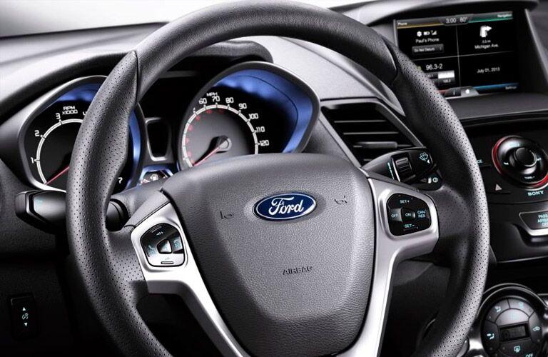 2014 Ford Fiesta Interior