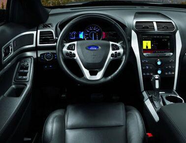2014 Ford Explorer Interior