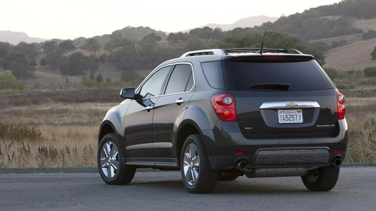 2015 Chevy Equinox Scottsboro AL