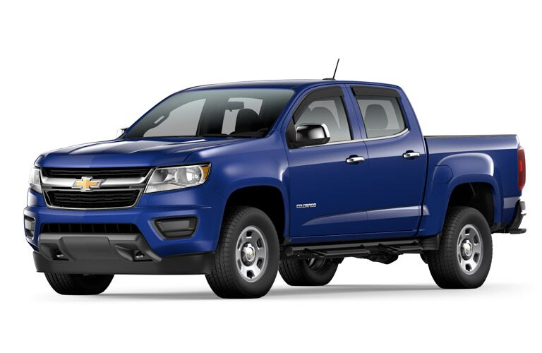 2015 Chevy Colorado Chattanooga TN