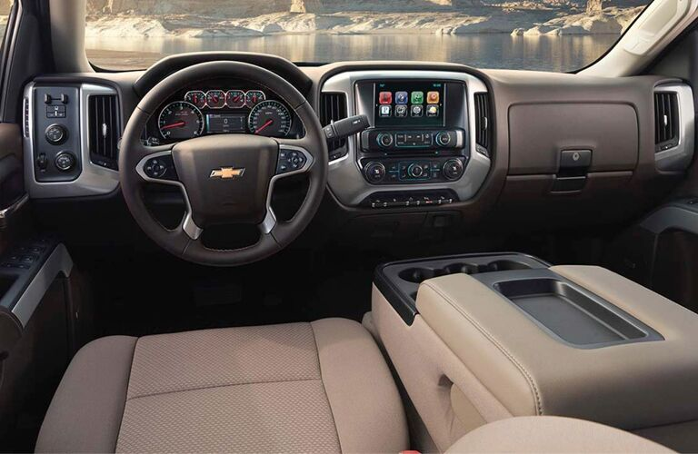2015 Chevy Silverado 1500 Trim Comparison Chattanooga TN