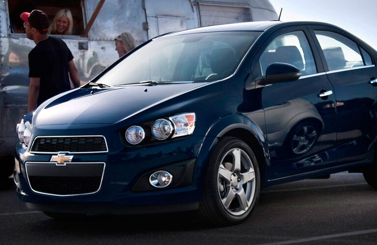 2015 Chevy Sonic Scottsboro AL