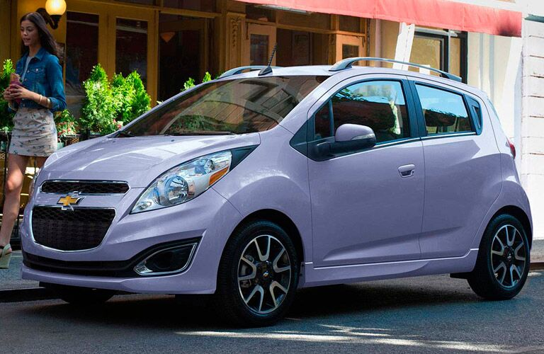 2015 Chevy Spark Scottsboro AL