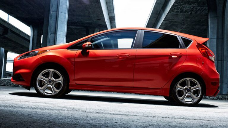2015 Ford Fiesta Scottsboro AL