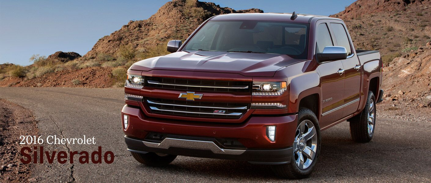 2016 Chevy Silverado 1500 Scottsboro AL