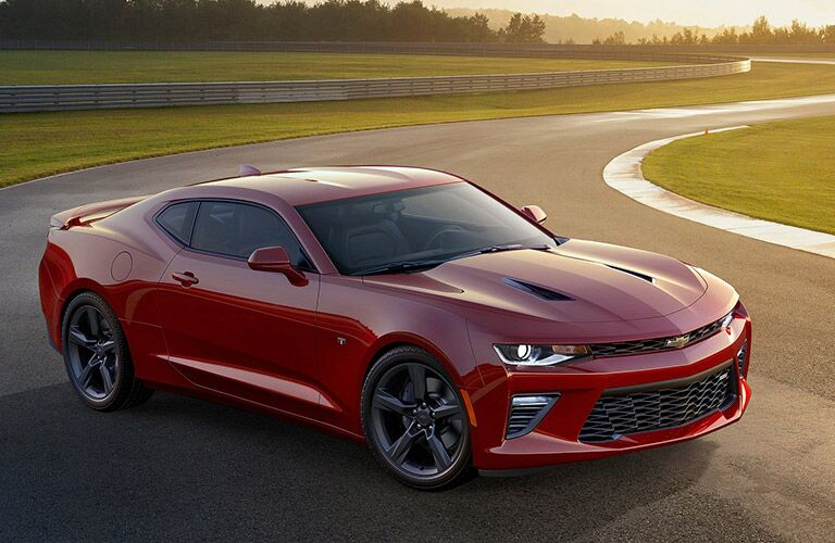2016 Chevy Camaro Chattanooga TN
