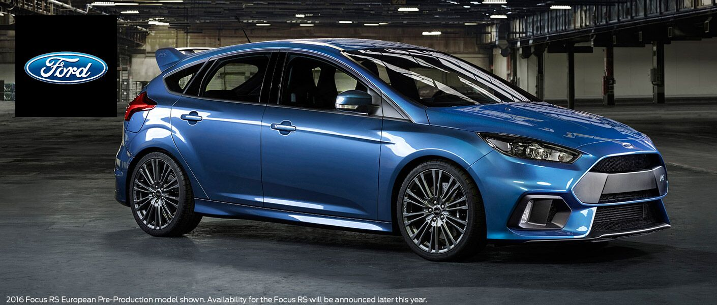 2016 Ford Focus RS Scottsboro AL