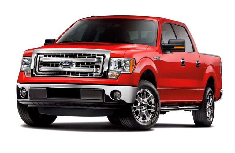 2014 Ford F-150 Exterior