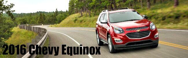 2016 Chevy Equinox Scottsboro AL