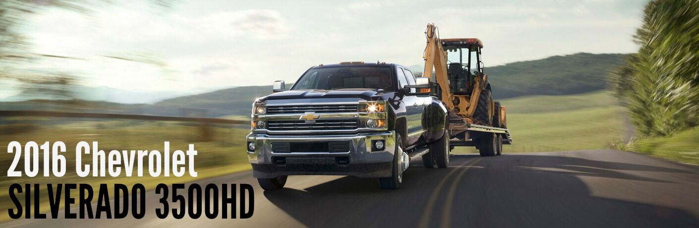 2016 Chevy Silverado 3500HD | Scottsboro AL