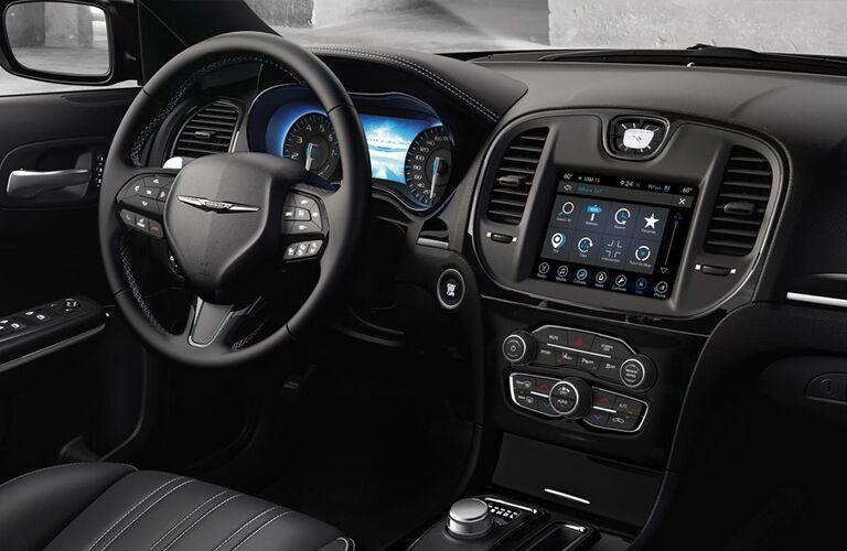 2020 Chrysler 300 dashboard