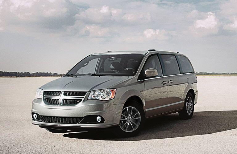 2020 Dodge Grand Caravan in gray