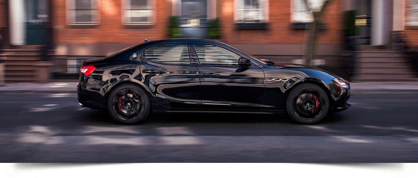 About Earnhardt Maserati