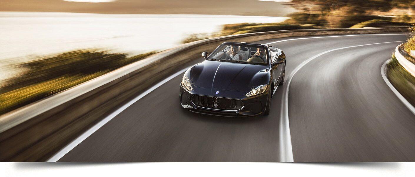 Earnhardt Maserati