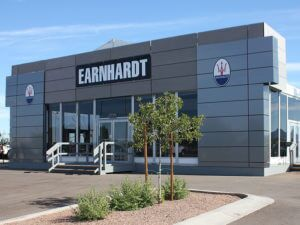 No Bull Difference at Earnhardt Maserati