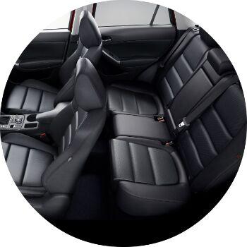 interior options in the 2016 mazda CX-5