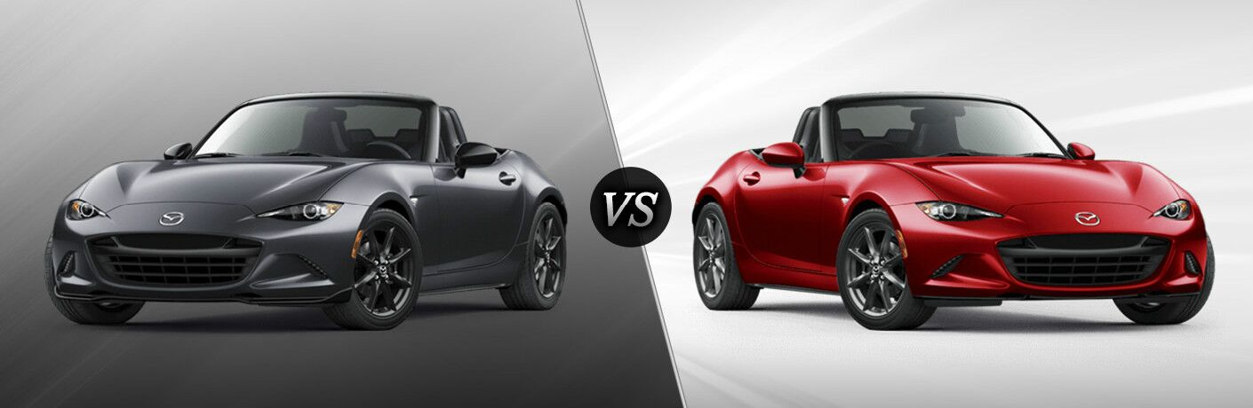 2016 Mazda MX-5 Miata Club vs Grand Touring