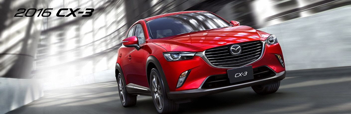2016 mazda cx-3 madison wi