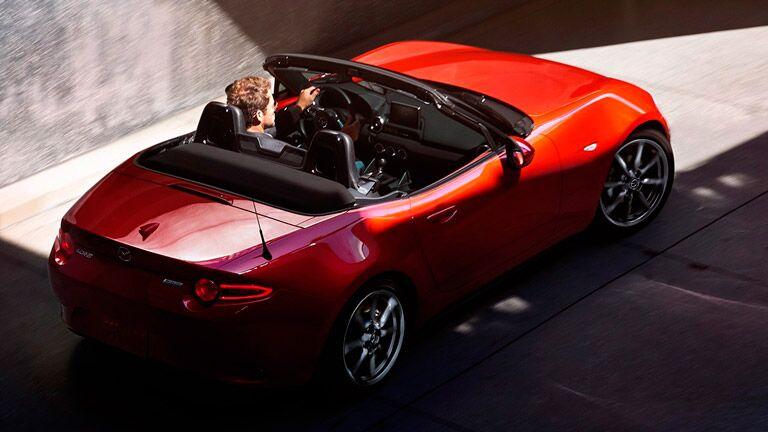 2016 Mazda Miata Weight