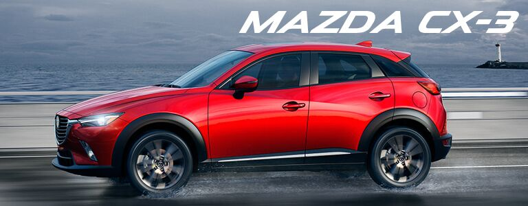 new mazda cx-3 at holiday mazda