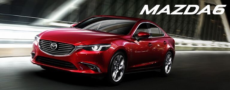new mazda6 at holiday mazda