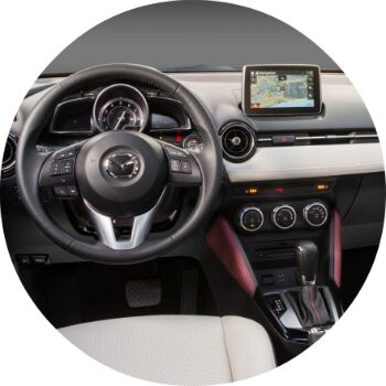 mazda cx-3 tech features
