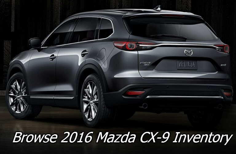 is the 2016 cx-9 available in fond du lac?