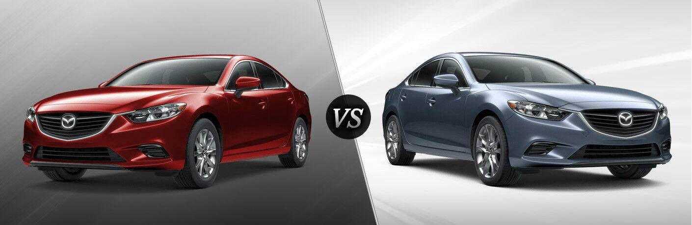 Mazda 3 2015 vs 2016
