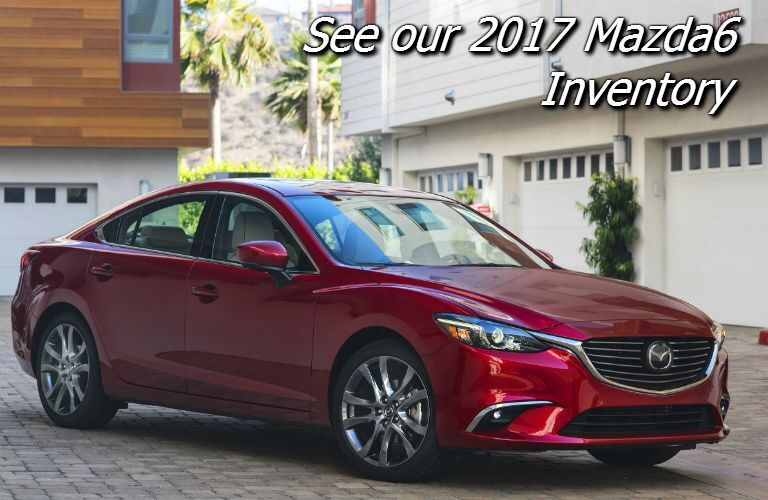 deals on the 2017 mazda6 in fond du lac