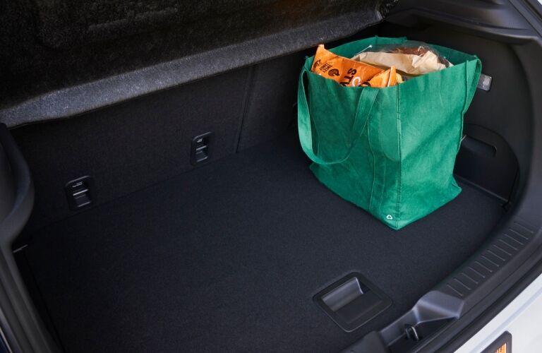 2018 Mazda CX-3 rear cargo room