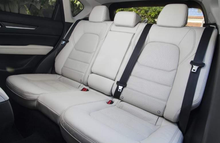 2018 Mazda CX-5 back seat