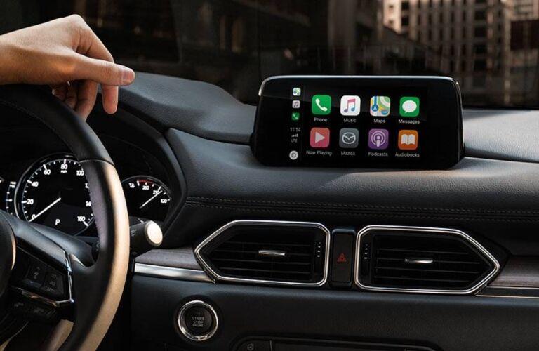 2019 Mazda CX-5 Apple CarPlay