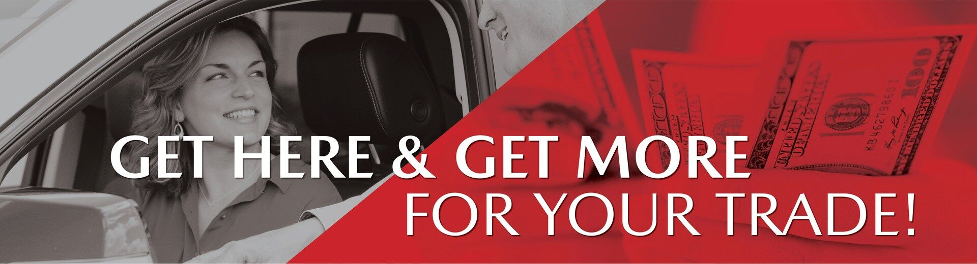 Get more for your trade Holiday Mazda