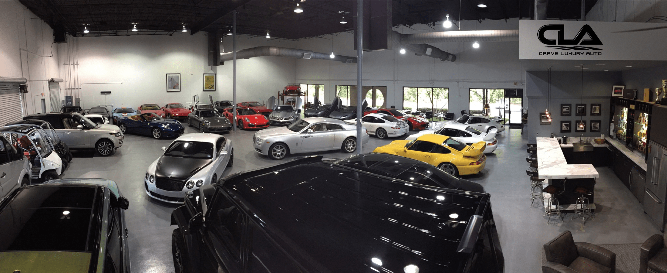 About Crave Luxury Auto A The Woodlands Tx Dealership