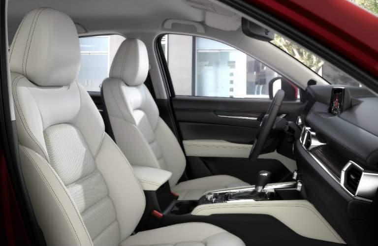 2017 Mazda CX-5 front seats