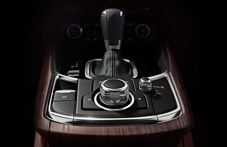 center transmission of 2018 mazda cx-9