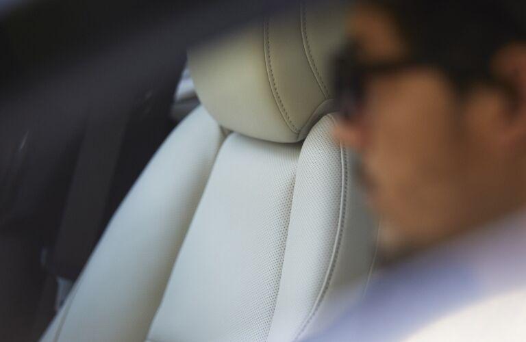 2021 Mazda3 leather upholstery showcase