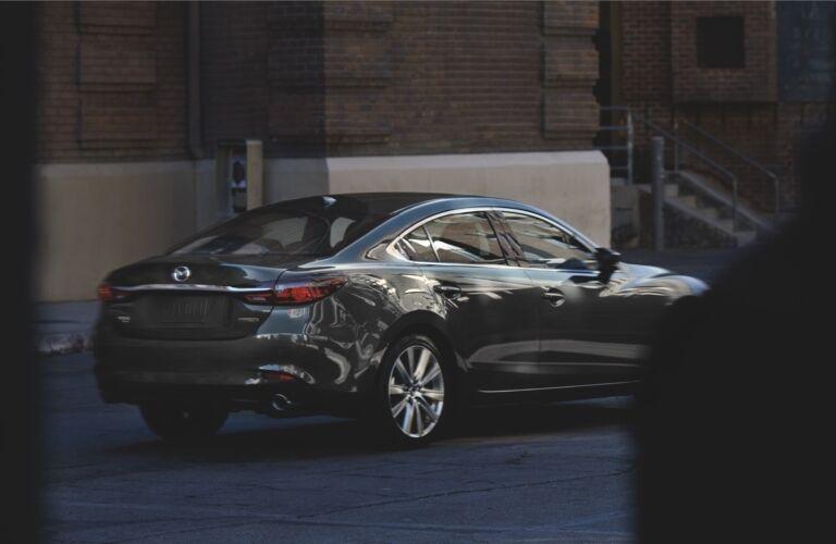 2021 Mazda6 rear exterior view