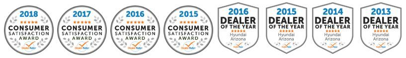 Customer Satisfaction and Dealer of the Year Awards