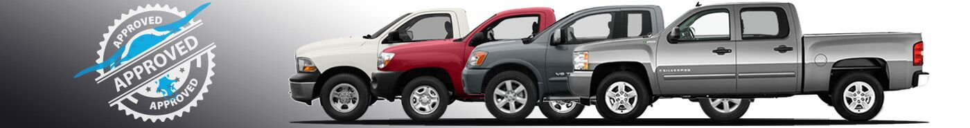 Top Used Pickup Trucks for Bad Credit Buyers