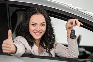 women car sales
