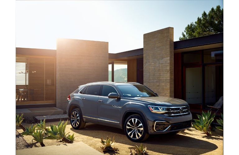 2020 VW Atlas Cross Sport in the sunlight