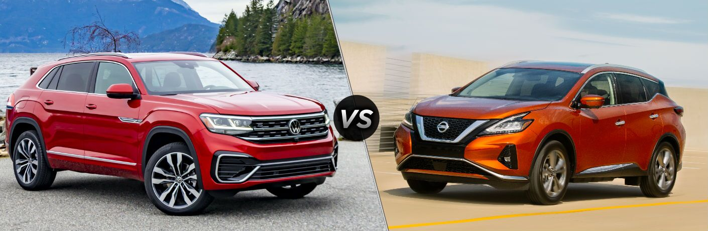 2020 Volkswagen Atlas Cross Sport vs 2020 Nissan Murano