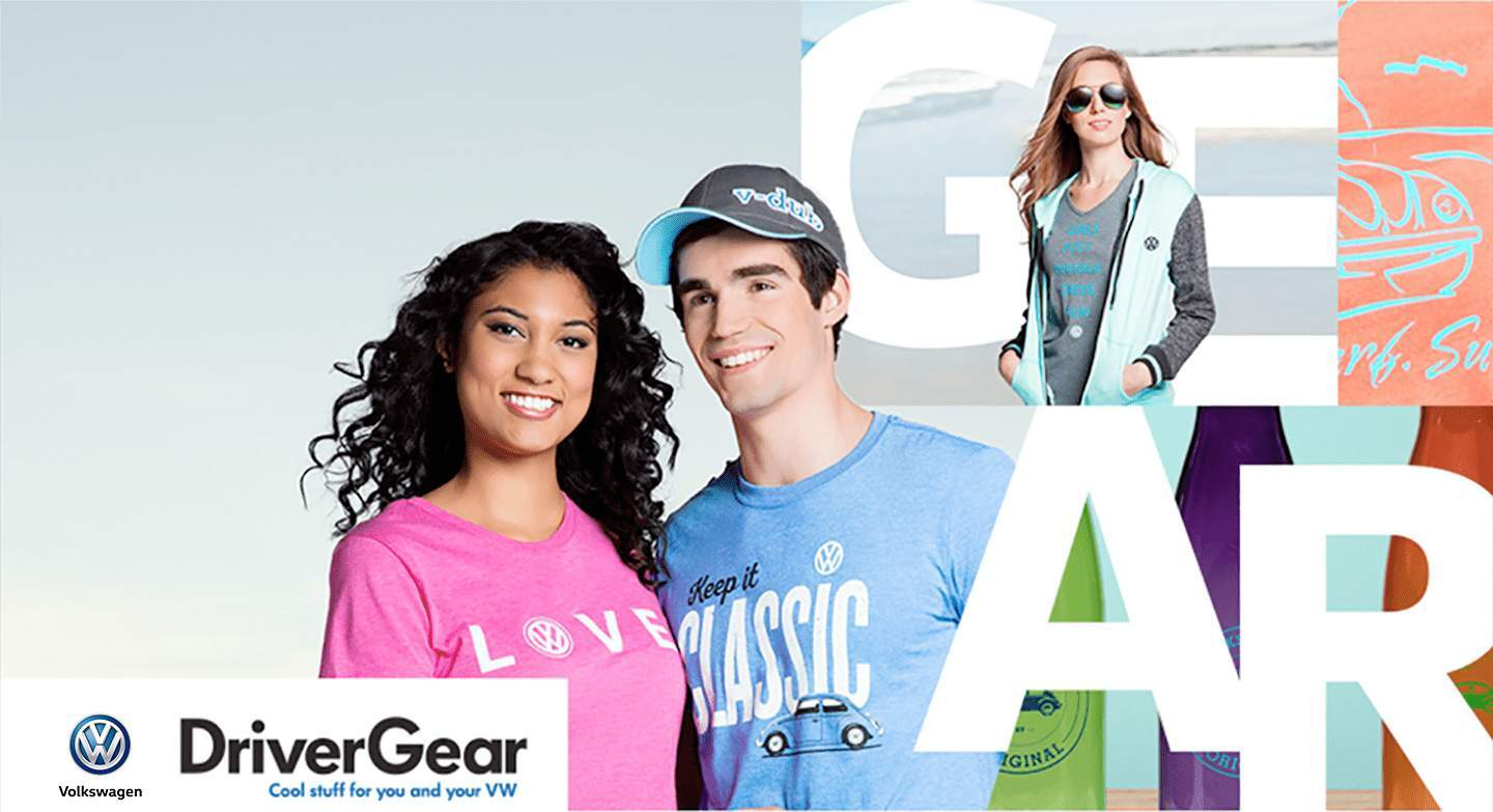 Driver Gear Page Top Graphic
