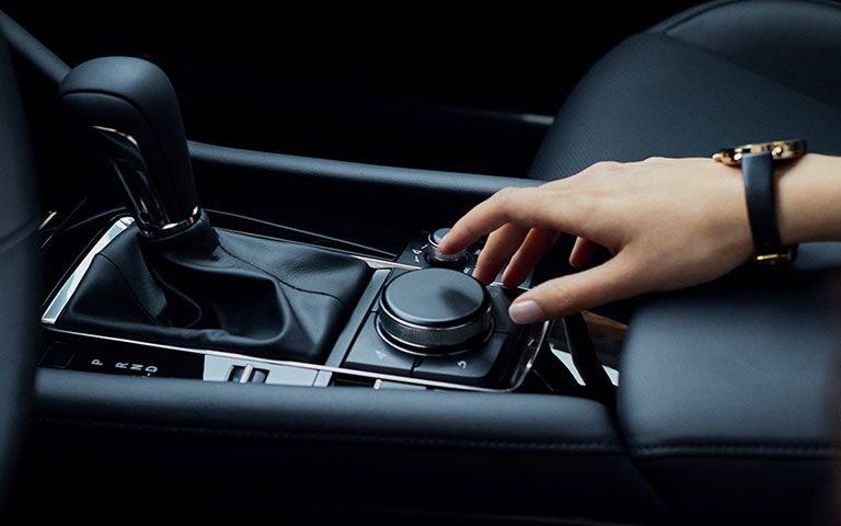2019 Mazda3 adjusting traction control