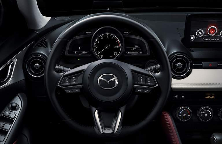 2018 Mazda CX-3 Command Center