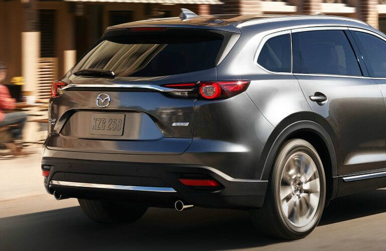 2018 Mazda CX-9 exterior rear side view